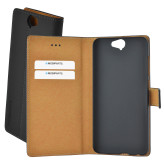 Mobiparts Premium Wallet Case HTC One A9 Black