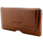Mobiparts Excellent Belt Case Size 5XL Oaked Cognac