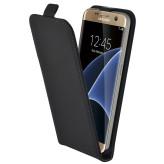 Mobiparts Premium Flip Case Samsung Galaxy S7 Black