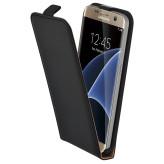 Mobiparts Essential Flip Case Samsung Galaxy S7 Black
