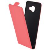Mobiparts Premium Flip Case Samsung Galaxy A3 (2016) Peach Pink