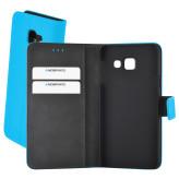 Mobiparts Premium Wallet Case Samsung Galaxy A3 (2016) Light Blue