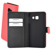 Mobiparts Premium Wallet Case Samsung Galaxy A3 (2016) Peach Pink
