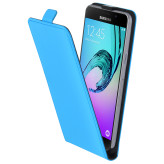 Mobiparts Premium Flip Case Samsung Galaxy A5 (2016) Light Blue
