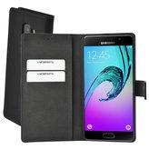Mobiparts Premium Wallet Case Samsung Galaxy A5 (2016) Black