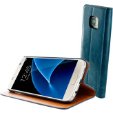 Mobiparts Luxury Book Case Samsung Galaxy S7 Royal Blue