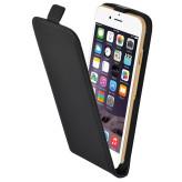 Mobiparts Premium Flip Case Apple iPhone 6/6S Black