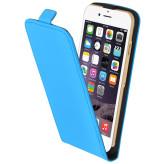Mobiparts Premium Flip Case Apple iPhone 6/6S Light Blue