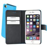 Mobiparts Premium Wallet Case Apple iPhone 6/6S Light Blue