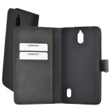 Mobiparts Premium Wallet Case Huawei Y625 Black