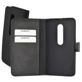 Mobiparts Premium Wallet Case Motorola Moto G (3rd gen / 2015) Black