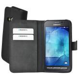 Mobiparts Premium Wallet Case Samsung Xcover 3 (VE) Black