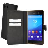 Mobiparts Premium Wallet Case Sony Xperia M5 Black