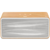 Divoom 20W OnBeat-500 Wireless Speaker Ivory Wood