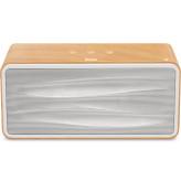 Divoom OnBeat-500 Bluetooth Wireless Speaker Ivory Wood