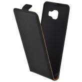 Mobiparts Essential Flip Case Samsung Galaxy A3 (2016) Black