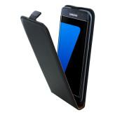 Mobiparts Essential Flip Case Samsung Galaxy S7 Edge Black