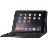 ZAGG Messenger Folio Keyboard Case Apple iPad Mini 4 Black