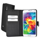 Mobiparts Premium Wallet Case Samsung Galaxy S5 / S5+ Black