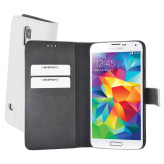 Mobiparts Premium Wallet Case Samsung Galaxy S5 / S5+ White