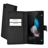 Mobiparts Premium Wallet Case Huawei P8 Lite Black