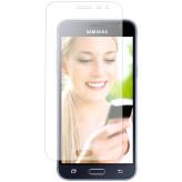 Mobiparts Screenprotector Samsung Galaxy J3 (2016) - Clear (2 pack)