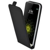 Mobiparts Premium Flip Case LG G5 Black