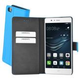 Mobiparts Premium Wallet Case Huawei P9 Lite Light Blue
