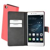 Mobiparts Premium Wallet Case Huawei P9 Lite Peach Pink