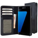 Mobiparts Excellent Wallet Case Samsung Galaxy S7 Edge Jade Black