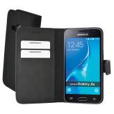 Mobiparts Premium Wallet Case Samsung Galaxy J1 (2016) Black