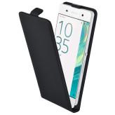 Mobiparts Premium Flip Case Sony Xperia XA Black
