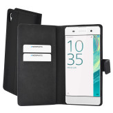 Mobiparts Premium Wallet Case Sony Xperia XA Black