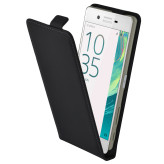 Mobiparts Premium Flip Case Sony Xperia X Black
