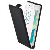 Mobiparts Essential Flip Case Sony Xperia X Black