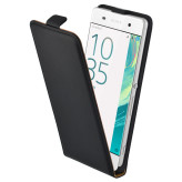 Mobiparts Essential Flip Case Sony Xperia XA Black