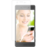 Mobiparts Screenprotector Sony Xperia X - Clear (2 pack)