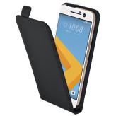Mobiparts Premium Flip Case HTC 10 Black