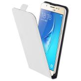 Mobiparts Premium Flip Case Samsung Galaxy J5 (2016) White