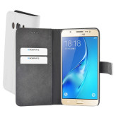 Mobiparts Premium Wallet Case Samsung Galaxy J5 (2016) White