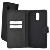 Mobiparts Premium Wallet Case Motorola Moto G4 / G4 Plus Black