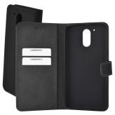 Mobiparts Premium Wallet Case Motorola Moto G4 / G4 Plus Black