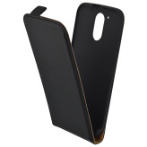 Mobiparts Essential Flip Case Motorola Moto G4 / G4 Plus Black