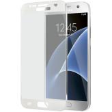 Mobiparts Edge to Edge Glass Samsung Galaxy S7 Silver
