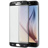 Mobiparts Curved Glass Samsung Galaxy S6 Edge Black