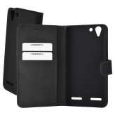 Mobiparts Premium Wallet Case Lenovo K5 Black