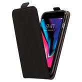 Mobiparts Premium Flip Case Apple iPhone 7/8 Black