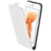 Mobiparts Premium Flip Case Apple iPhone 7/8 White