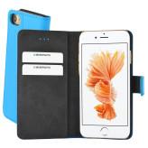 Mobiparts Premium Wallet Case Apple iPhone 7/8 Light Blue