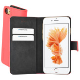 Mobiparts Premium Wallet Case Apple iPhone 7/8 Peach Pink